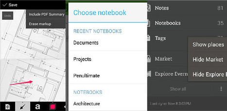 Evernote for Android nabs Skitch-inspired PDF annotation, customizable home screen | To Do Hack | Scoop.it