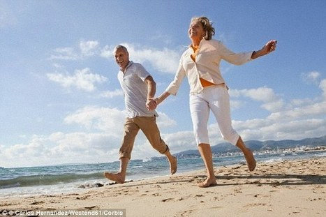 Positive attitude to age boosts physical health, study finds  | Middays with Becky Alignay | Scoop.it