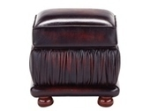 Leather Footstools, Footstool Accessories collection at Sofa by Designs in the UK | sofabydesigns | Scoop.it