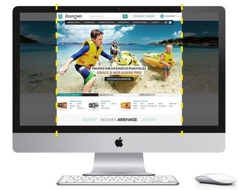 Comment préparer un fichier Photoshop idéal pour l'intégration CSS ? | creation de sites web | Scoop.it