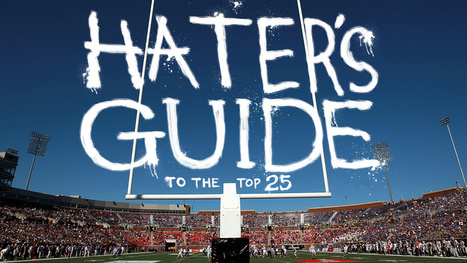The 2013 Hater's Guide To The Top 25 | Louisville football | Scoop.it