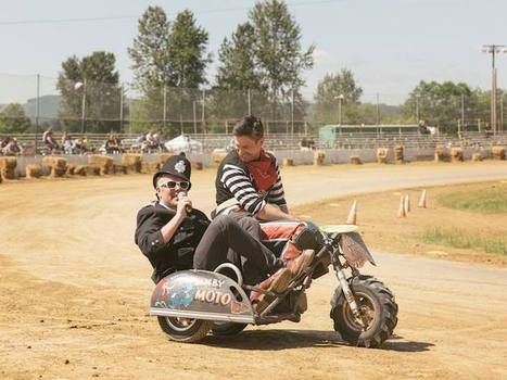 Thanks to:<br/>All the racers and spectators who made Dirt Quake USA so memorable.... | California Flat Track Association (CFTA) | Scoop.it