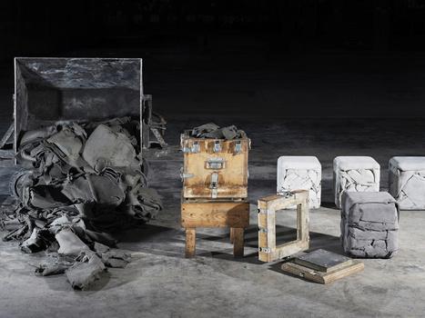 nicolas le moigne: trash cubes | Art, Design & Technology | Scoop.it