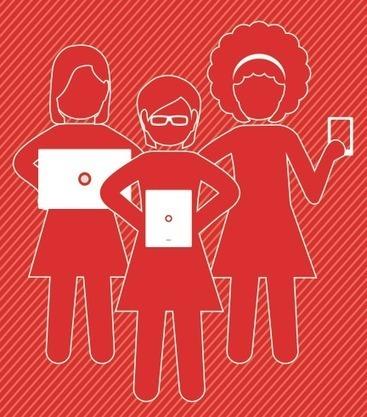 The Women Of Social Media [INFOGRAPHIC] - AllTwitter | Social Media Article Sharing | Scoop.it
