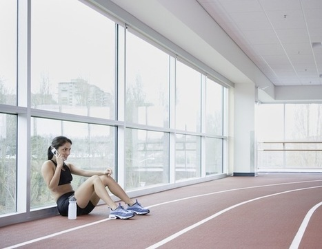 Is Your Cellphone Ruining Your Fitness? - Women's Health News Blog | Health and Fitness | Scoop.it
