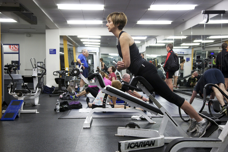 Pain In The Back? Exercise May Help You Learn Not To Feel It - NPR (blog) | Work is Healthy | Scoop.it