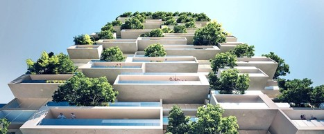 World's second vertical forest tower will rise in Switzerland | Greenroofs & Urban biodiversity | Scoop.it