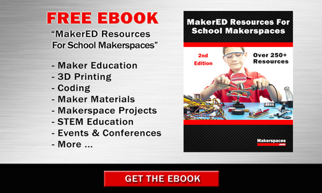 FREE EBOOK - Makerspace Resources - Makerspaces.com | Ict4champions | Scoop.it