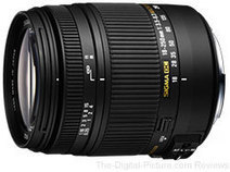 Sigma 18-250mm f/3.5-6.3 DC Macro OS HSM Lens - $349.00 Shipped (Reg. $549.00) | The only way is Canon Camera's | Scoop.it