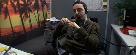 La hotline, une web-série humoristique sur les centres d'appel I FmR | Entretiens Professionnels | Scoop.it