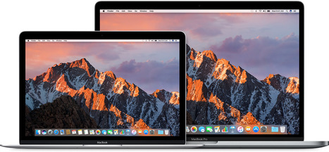 Move content to your new MacBook or late-2016 MacBook Pro | Great technology tips from the Geek Goddess | Scoop.it