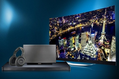 Here's whats coming at CES 2014 to make your home theater look antiquated | television | Scoop.it