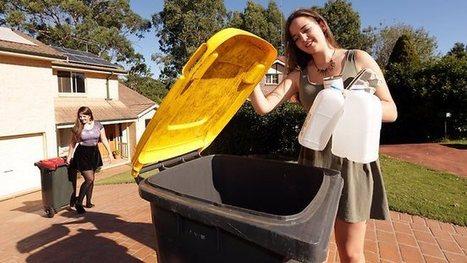 Dump the big bins to boost recycling | australian urban growth | Scoop.it