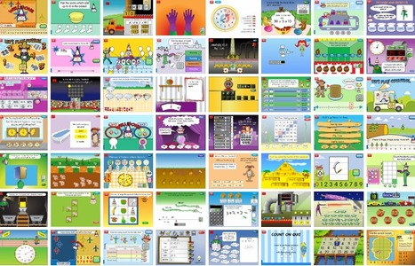 Free Maths Learning Clips | Integration of Digital Technologies in the Early Years | Scoop.it
