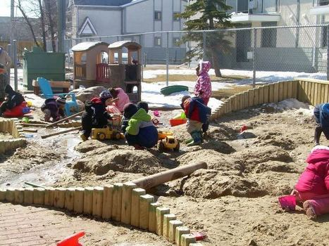 Taking full-day kindergarten outdoors with Evergreen | Evergreen | Tutto: Primary | Scoop.it