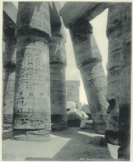 vintage everyday: Amazing Vintage Photos of Egypt from the 1870s | Mirhan Damir | Scoop.it