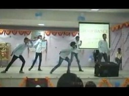 IPEM BCA-BBA Fresher Party 2012 : Alok and Group : College Funny Dance | Crazy Joke | Scoop.it
