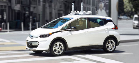 GM Invades Google's Territory With Autonomous Car Testing In San Francisco | Nerd Vittles Daily Dump | Scoop.it