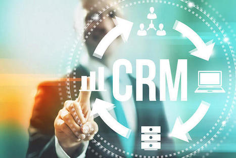 5 Ways a CRM Solution Can Supercharge the Contact Center | CRM Consulting | Scoop.it