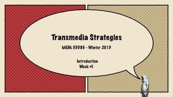 Teaching Transmedia Using Transmedia:  Conducttr in the Classroom | Univers Transmedia | Scoop.it