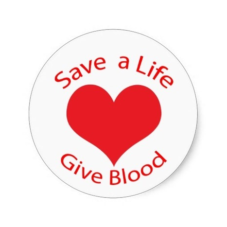 Donate blood! Save a life! | Health Corner | Scoop.it