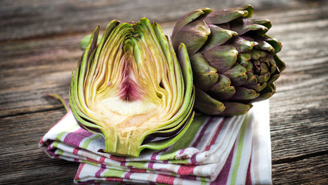 How to cook artichokes: 7 delicious recipes | Healthy Eating - Recipes, Food News | Scoop.it