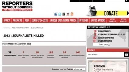 RSF cifra en 65 periodistas ciudadanos fallecidos en el conflicto en Siria | Periodismo Ciudadano | Periodismo Ciudadano | Scoop.it