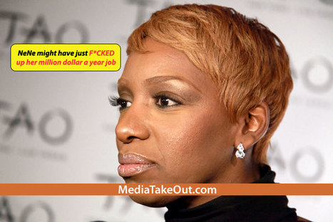 BREAKING NEWS!!! NeNe Leakes May Be KICKED OFF The Atlanta Housewives . . . For Doing The UNTHINKABLE!!! (Details Inside) - MediaTakeOut.com™ 2012   GetAtMe   Scoop.it