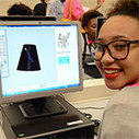 Students Are Fast Learners at Richmond County's 3D Printing Open House - 3D Printing Industry | 3D Me | Scoop.it