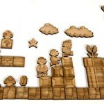 Super Mario Bros.: Magnetic Bamboo Edition | All Geeks | Scoop.it
