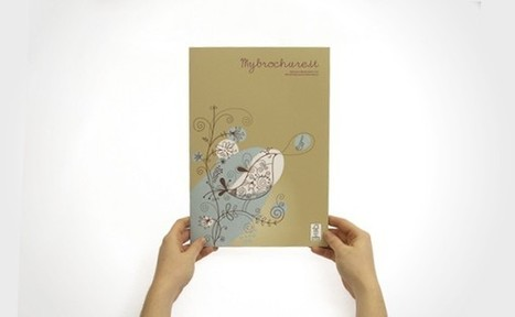 Stampa cartelline fustellate: infinity » My Brochure | Stampa cartelline personalizzate | Scoop.it