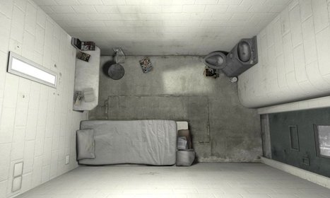 A virtual experience of solitary confinement | 3D Virtual-Real Worlds: Ed Tech | Scoop.it