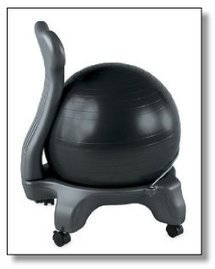Balance Ball Chair to Correct posture | Sports, Health and Personal Care | Scoop.it