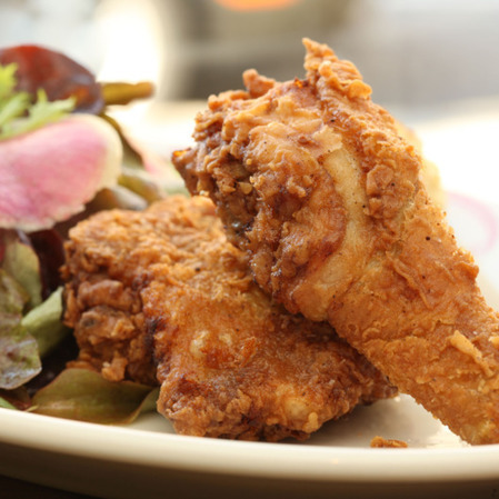 Bobwhite Brings Its Fried Chicken to the West Village | Urban eating | Scoop.it