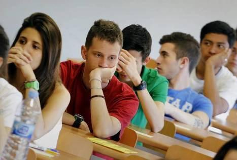Educación cede y limita los cambios del examen de Selectividad | TABELLAE MAGISTRI | Scoop.it