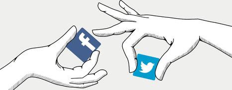 Réseaux sociaux: vrai plus ou gadget pour trouver un job? | LEMANEGE | Scoop.it