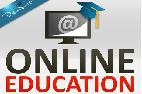 [Infographic] Online Education | El Aula Virtual | Scoop.it