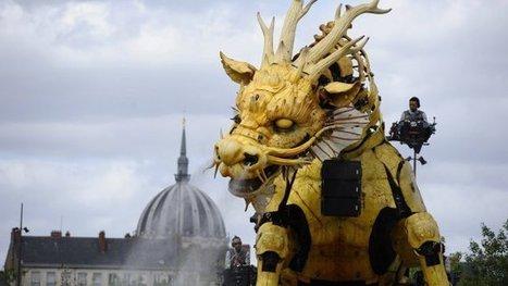 Découvrez en avant-première la venue du cheval dragon Long-Ma à Calais - France 3 Nord Pas-de-Calais   Informations culturelles locales   Scoop.it