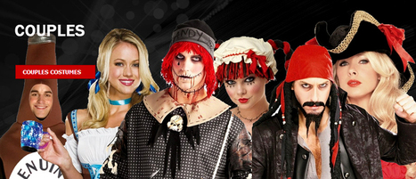 Halloween Costumes and Party Supplies | Party by Pinky Canada | Current Events................... | Scoop.it