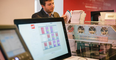 New Chapter for Classic Paris Bookstore: Books Printed on Demand   LibraryHints2012   Scoop.it