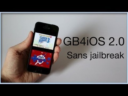 Jouer aux jeux GBA et GBC sous iOS 7 sans jailbreak (iPhone - iPod Touch - iPad) | IPhone Unlockers | Scoop.it