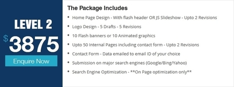Web Design Packages at Affordable Price | Web Design Company | Scoop.it