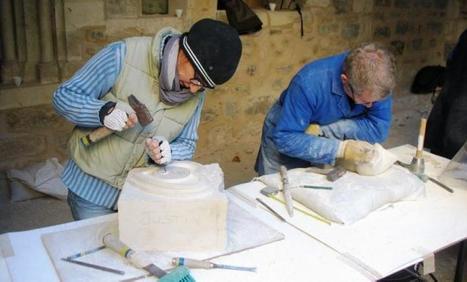 Carennac > Un mois de la pierre réussi | Autour de Carennac et Magnagues | Scoop.it