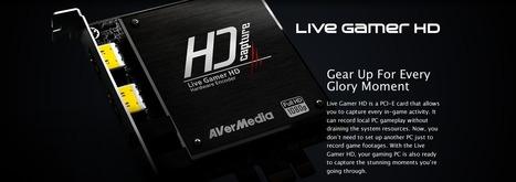 Live Gamer HD | AVerMedia | Tablet opetuksessa | Scoop.it