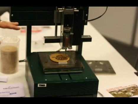 TEDxBrainport 2012 - Kjeld van Bommel - Making the food of the future (video) | Alternativas: impresión 3D, hardware libre drones y otras tecnologías. | Scoop.it