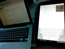 Prendre des notes et enregistrer une conférence avec Evernote | cecile cazala | Scoop.it