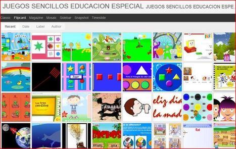 JUEGOS SENCILLOS PARA EDUCACIÓN ESPECIAL | NEE Edu Especial | Scoop.it