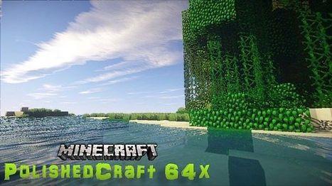 PolishedCraft 64x Resource Pack 1.7.10/1.7.9/1.7.2 | Minecraft 1.7.10/1.7.9/1.7.2 | Minecraft Resource packs 1.7.4 , 1.7.2 , 1.6.4 | Scoop.it