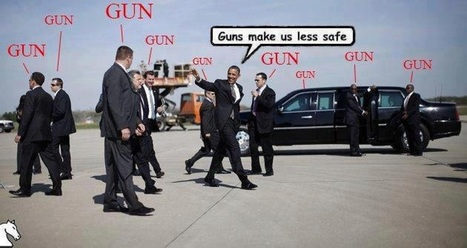 Obama doesn't like our guns!! | Criminal Justice in America | Scoop.it