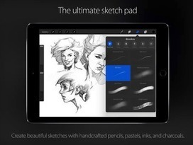 4 Handy Apps for Creating Educational Sketches ~ Educational Technology and Mobile Learning | ARTE, ARTISTAS E INNOVACIÓN TECNOLÓGICA | Scoop.it